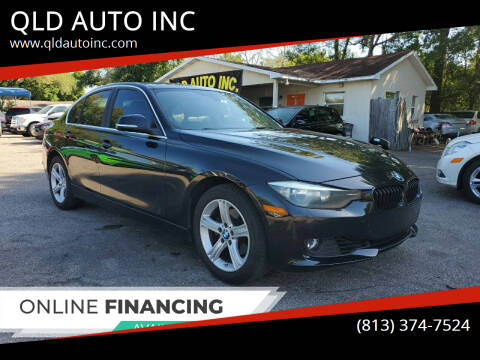 2015 BMW 3 Series for sale at QLD AUTO INC in Tampa FL