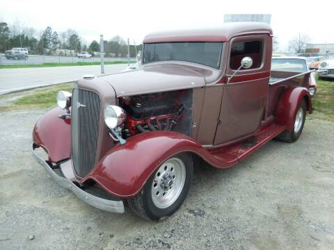 1935 Chevrolet C/K 10 Series for sale at Classic Cars of South Carolina in Gray Court SC