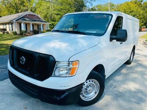 2019 Nissan NV Cargo for sale at Cobb Luxury Cars in Marietta GA