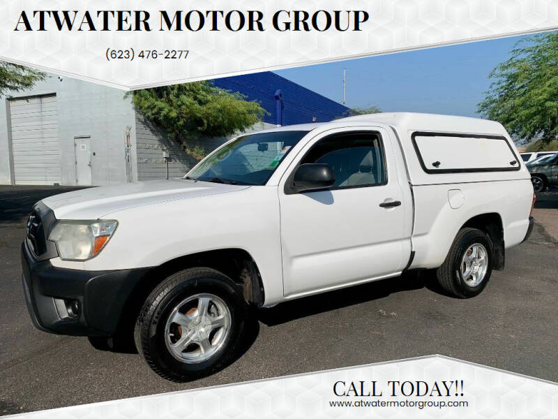2014 Toyota Tacoma for sale at Atwater Motor Group in Phoenix AZ