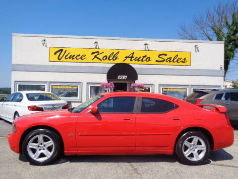 2010 Dodge Charger for sale at Vince Kolb Auto Sales in Lake Ozark MO