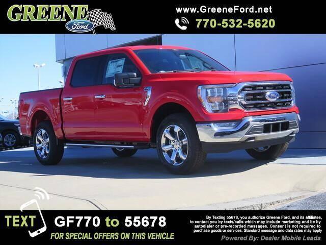2021 Ford F-150 for sale at Nerd Motive, Inc. - NMI in Atlanta GA