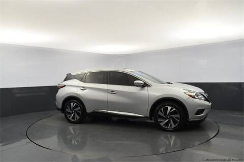 2016 Nissan Murano for sale at Tim Short Auto Mall in Corbin KY