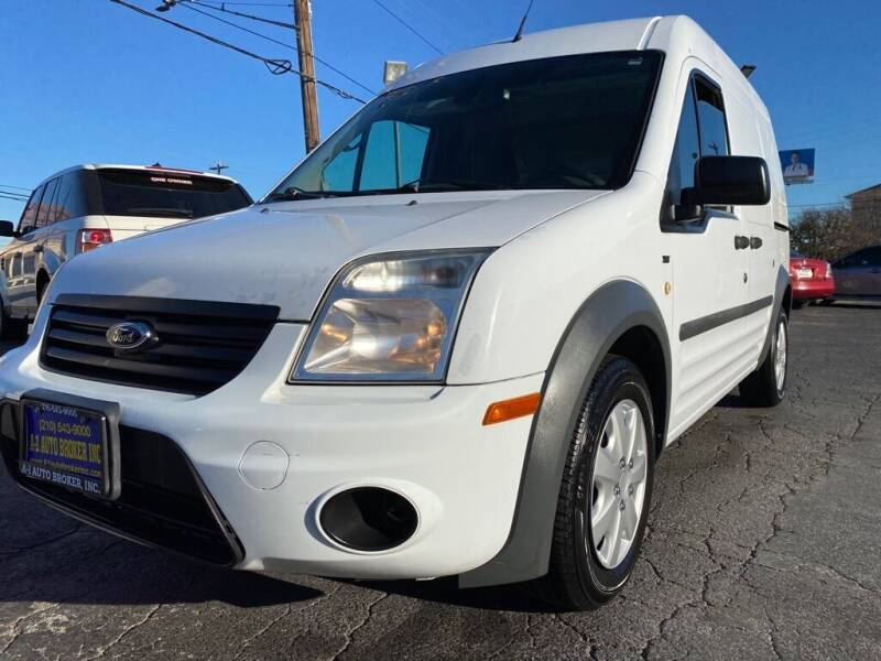 2013 Ford Transit Connect for sale at A-1 Auto Broker Inc. in San Antonio TX