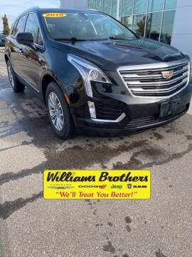 2018 Cadillac XT5 for sale at Williams Brothers - Pre-Owned Monroe in Monroe MI