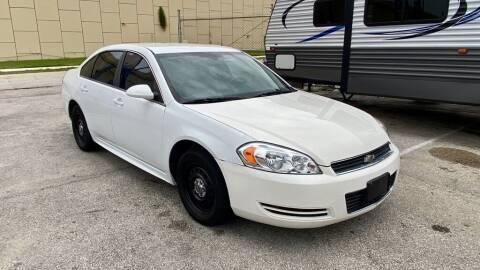 2011 Chevrolet Impala for sale at Nelivan Auto in Orlando FL