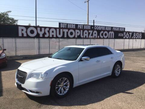 2016 Chrysler 300 for sale at Roy's Auto Plaza 2 in Amarillo TX