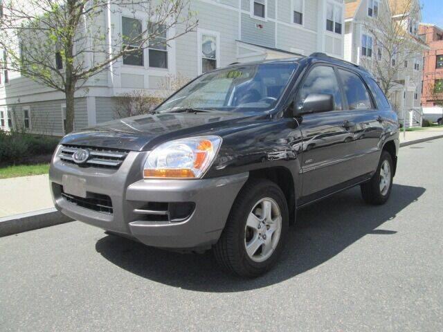 2008 Kia Sportage for sale at Boston Auto Sales in Brighton MA