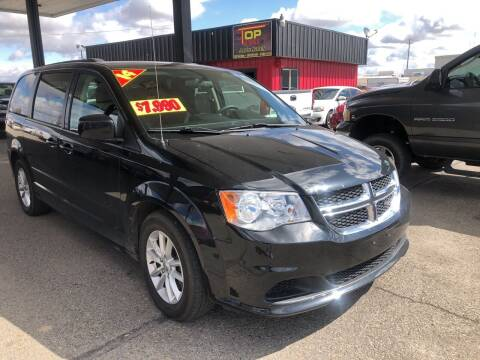 2014 Dodge Grand Caravan for sale at Top Line Auto Sales in Idaho Falls ID