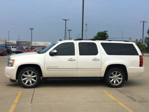 2011 Chevrolet Suburban for sale at LANDMARK OF TAYLORVILLE in Taylorville IL