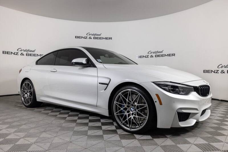 2020 BMW M4 for sale in Scottsdale, AZ