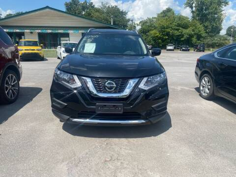 2020 Nissan Rogue for sale at Morristown Auto Sales in Morristown TN