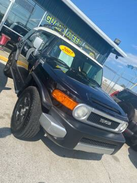 2007 Toyota FJ Cruiser for sale at Car Barn of Springfield in Springfield MO