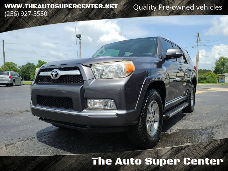 2012 Toyota 4Runner for sale at The Auto Super Center in Centre AL