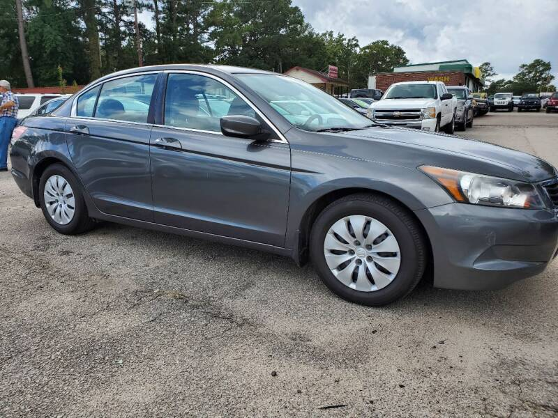 2010 Honda Accord for sale at Rodgers Enterprises in North Charleston SC