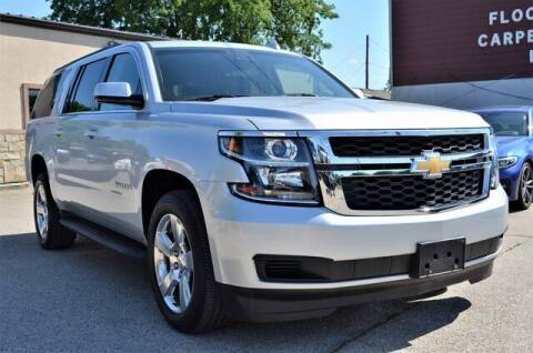 2016 Chevrolet Suburban for sale at LAKESIDE MOTORS, INC. in Sachse TX