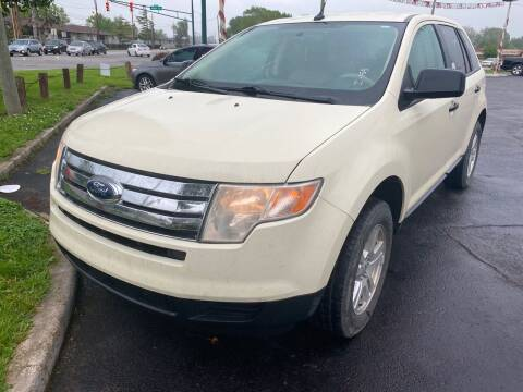 2008 Ford Edge for sale at Right Place Auto Sales in Indianapolis IN