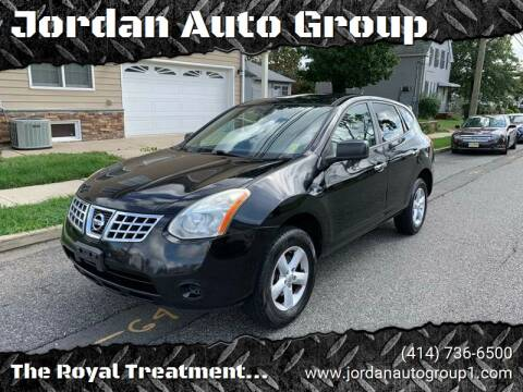 2010 Nissan Rogue for sale at Jordan Auto Group in Paterson NJ