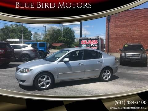 2006 Mazda MAZDA3 for sale at Blue Bird Motors in Crossville TN