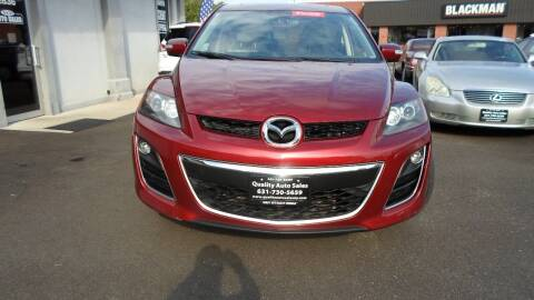 2010 Mazda CX-7 for sale at QUALITY AUTO SALES OF NEW YORK in Medford NY