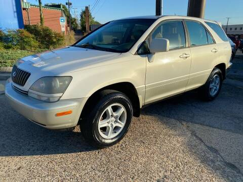 2000 Lexus RX 300 for sale at All American Autos in Kingsport TN