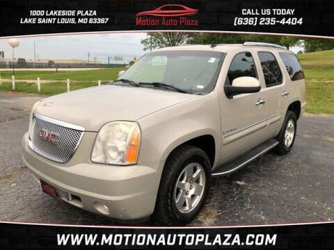 2008 GMC Yukon for sale at Motion Auto Plaza in Lakeside MO