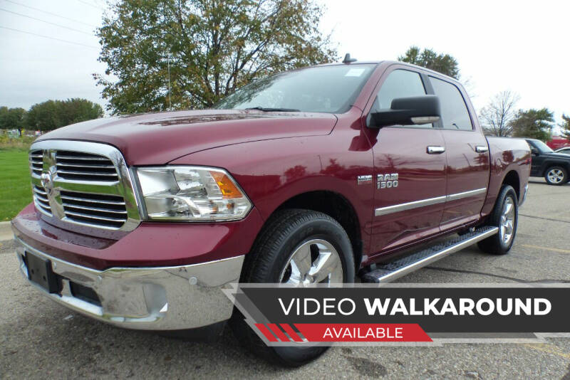 2018 RAM Ram Pickup 1500 for sale at Macomb Automotive Group in New Haven MI