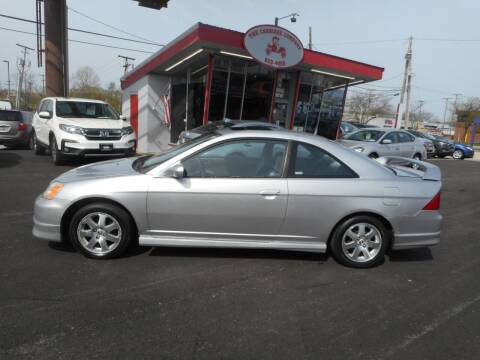 2001 Honda Civic for sale at The Carriage Company in Lancaster OH