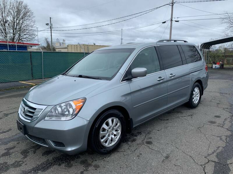 2008 Honda Odyssey for sale at LINDER'S AUTO SALES in Gastonia NC