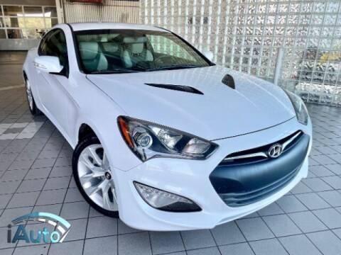2015 Hyundai Genesis Coupe for sale at iAuto in Cincinnati OH