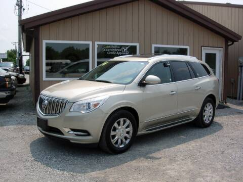 2014 Buick Enclave for sale at Greg Vallett Auto Sales in Steeleville IL