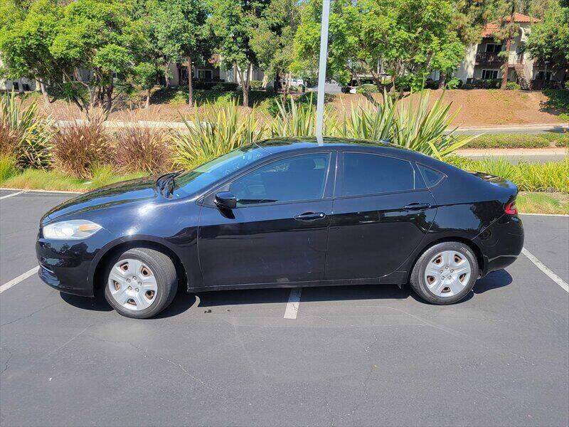 2013 Dodge Dart for sale at Auto Advantage in Escondido CA