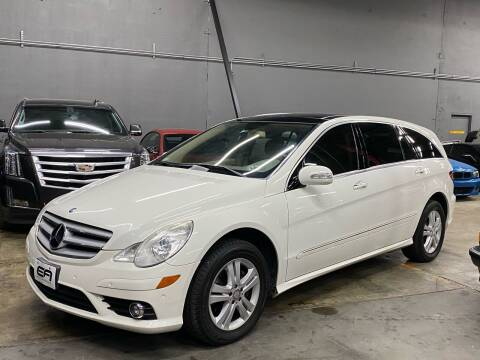 2008 Mercedes-Benz R-Class for sale at EA Motorgroup in Austin TX