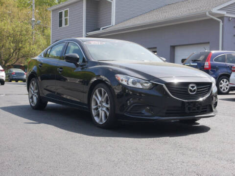 2017 Mazda MAZDA6 for sale at Canton Auto Exchange in Canton CT