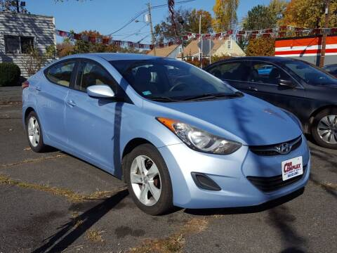 2011 Hyundai Elantra for sale at Car Complex in Linden NJ