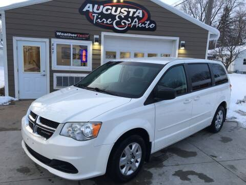 2012 Dodge Grand Caravan for sale at Augusta Tire & Auto in Augusta WI
