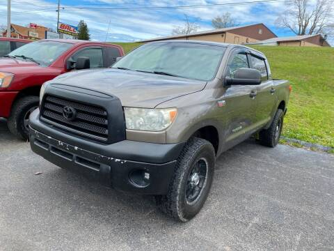2008 Toyota Tundra for sale at Ball Pre-owned Auto in Terra Alta WV