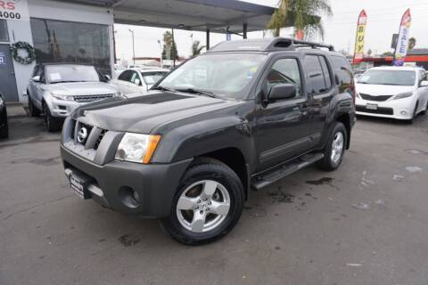 2008 Nissan Xterra for sale at Industry Motors in Sacramento CA
