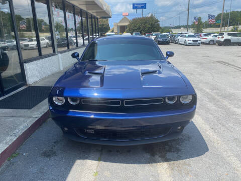 2016 Dodge Challenger for sale at J Franklin Auto Sales in Macon GA