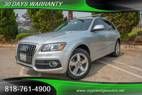 2011 Audi Q5 for sale at Prestige Auto Sports Inc in North Hollywood CA