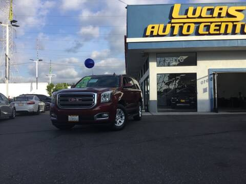 2017 GMC Yukon for sale at Lucas Auto Center in South Gate CA
