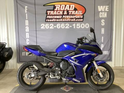 2009 Yamaha FZ6R for sale at Road Track and Trail in Big Bend WI