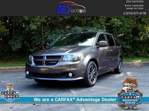 2019 Dodge Grand Caravan for sale at Zed Motors in Raleigh NC