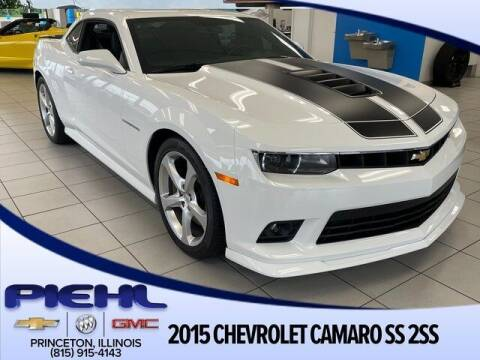 2015 Chevrolet Camaro for sale at Piehl Motors - PIEHL Chevrolet Buick Cadillac in Princeton IL