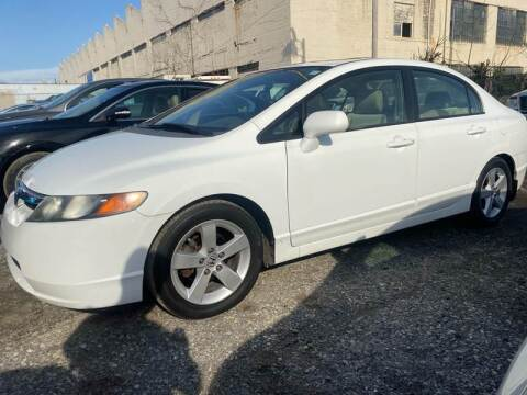 2006 Honda Civic for sale at Philadelphia Public Auto Auction in Philadelphia PA