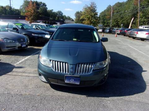 2010 Lincoln MKS for sale at Balic Autos Inc in Lanham MD