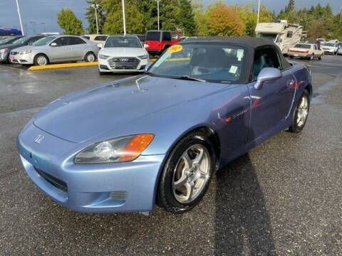 2002 Honda S2000 for sale at Autos Only Burien in Burien WA