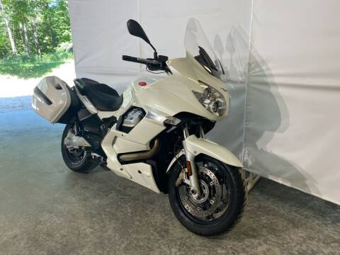 2011 Moto Guzzi Norge 1200 GT 8V for sale at Kent Road Motorsports in Cornwall Bridge CT