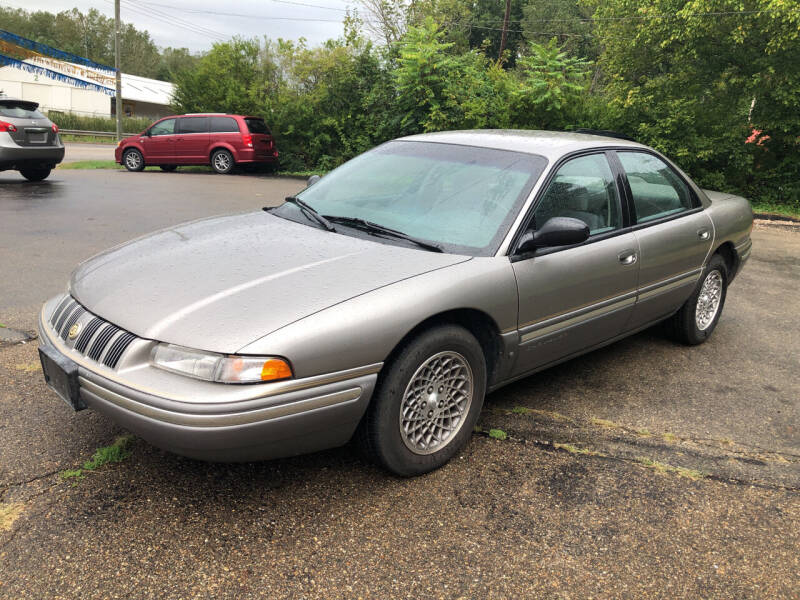 1995 Chrysler Concorde for sale at Riley Auto Sales LLC in Nelsonville OH