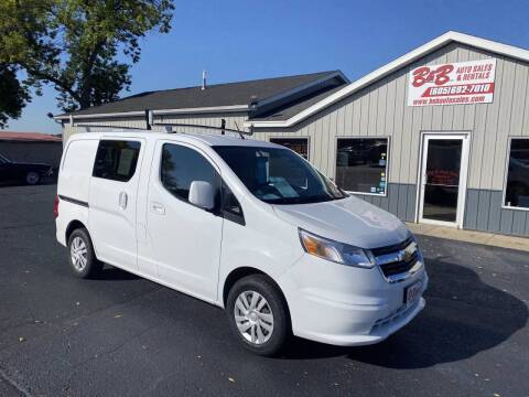 2015 Chevrolet City Express Cargo for sale at B & B Auto Sales in Brookings SD
